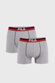 2 pack сиви боксерки вариант III  FILA