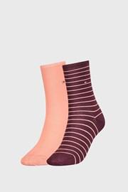 2 PACK дамски чорапи Tommy Hilfiger Stripes