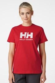 Дамска червена фланела Helly Hansen