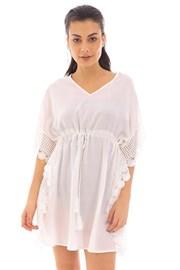 Плажна рокля Angela бяла