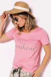 Дамско горнище на пижама Sunshine