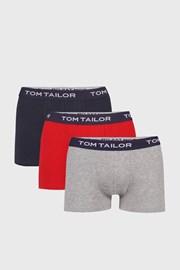 3 PACK боксерки Tom Tailor III