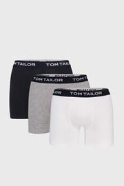 3 PACK по-дълги боксерки Tom Tailor