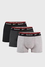 3 PACK боксерки Reebok Basic Sport