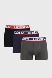 3 PACK боксерки Umbro Bio Organic