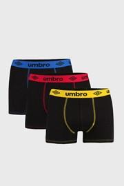 3 PACK боксерки Umbro