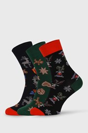 3 PACK коледни чорапи Despate