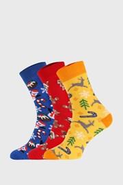 3 PACK коледни чорапи II
