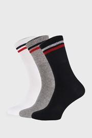 3 PACK по-дълги чорапи Sports