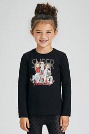 Блуза за момичета с дълъг ръкв Mayoral Super