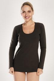 Дамска памучна блуза Nora