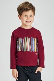 Блуза за момчета с дълъг ръкав Mayoral Coloring