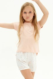 Пижама за момичета Moon
