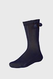 Чорапи за момичета до под коляното Simple