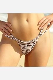 Долнище на бански Zebra Thick Strap