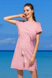 Дамска плажна рокля Pandora червена