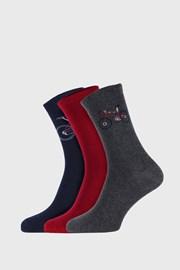 3 PACK детски чорапи Funny