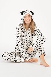 Топлещ халат Dalmatine