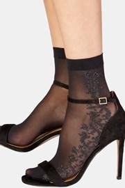 Дамски силонови чорапи Sparkle Pattern