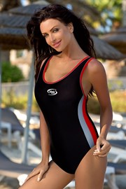 Дамски спортен цял бански Alex 02