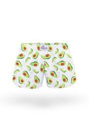 Детски шорти Elka LOUNGE с авокадо