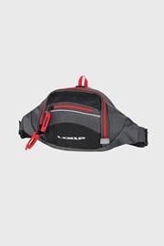 Черно-червена чантичка за през кръста LOAP Tula