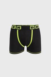 Черно-зелени боксерки Bellinda Bmen