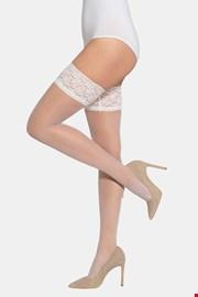 Силиконови чорапи BellaDonna 02 Wedding