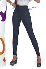 Дамски клин с джинсов дизайн Blair