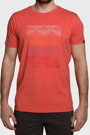 Червена тениска LOAP Boelf