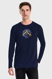 Синя блуза LOAP Albert