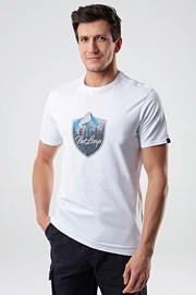 Бяла тениска LOAP Alesh