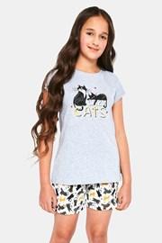 Пижама за момичета Cats