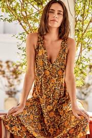 Плажна рокля Saffron