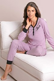 Дамска пижама Mulberry