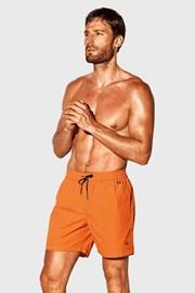 Оранжеви бански шорти David 52 Caicco