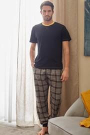 Черно-жълта пижама Cooper II