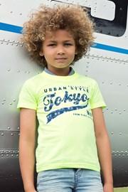 Тениска за момчета Neon