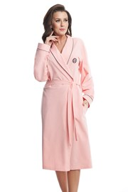 Дамски халат Elena Pink
