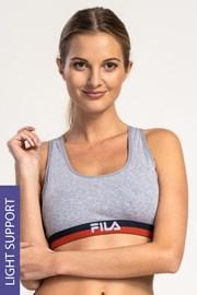 Дамски сутиен FILA Underwear Grey