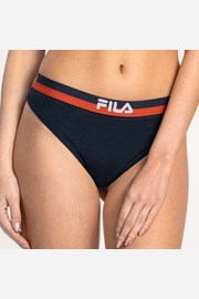 Дамски прашки FILA Underwear Navy String