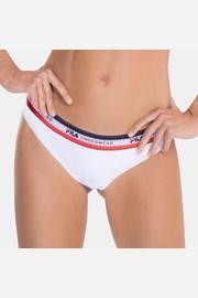 Дамски бикини FILA Underwear White Brazilian