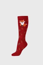 Чорапи за момичета до под коляното Liška