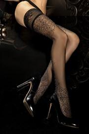 Луксозни силиконови чорапи HushHush 287