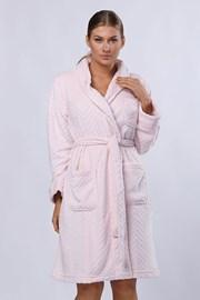 Дамски халат Ralph Lauren розов