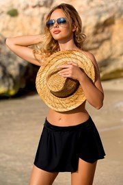 Плажна пола Leya Black