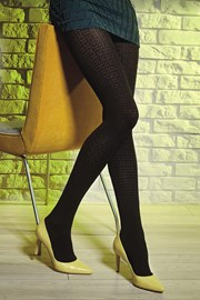 Фигурален чорапогащник Loretta 120 50 DEN