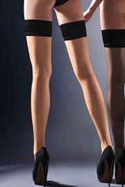 Чорапи със силиконови ленти Lovia
