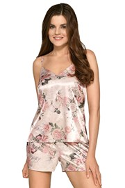 Сатенена пижама Mirella