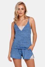 Дамска памучна пижама Sarai